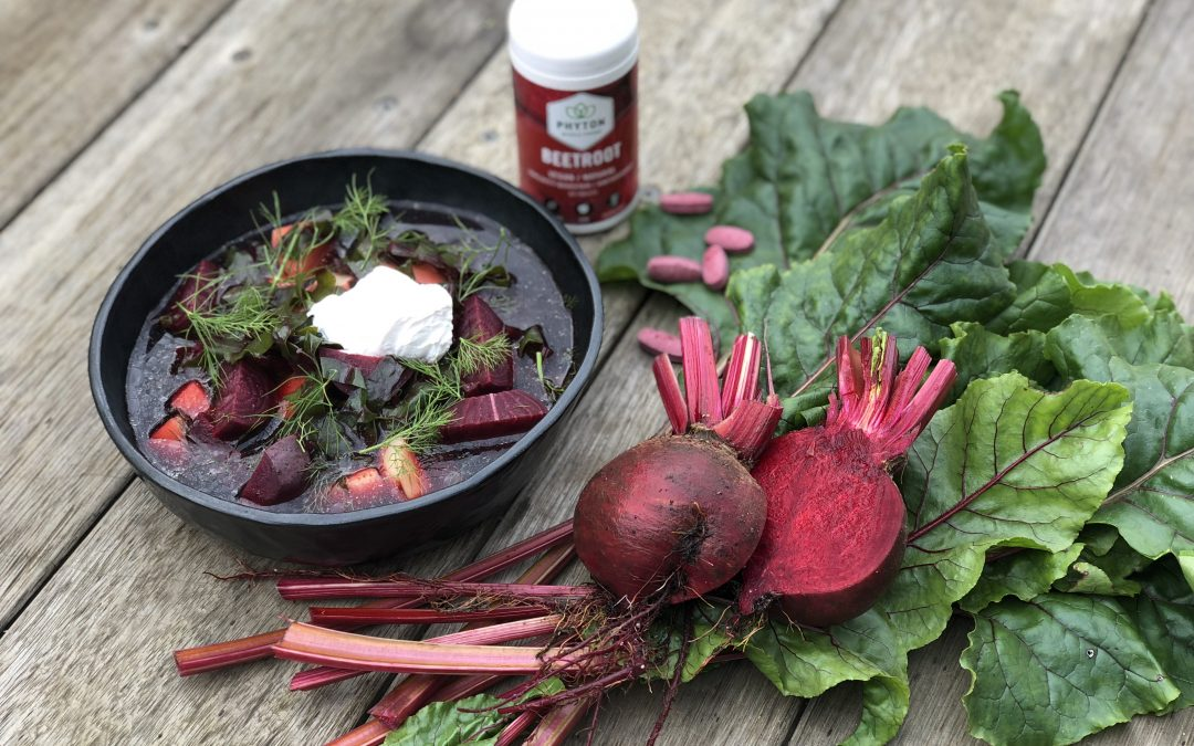 Beets Body Boosting Benefits