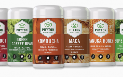 Introducing Phyton Whole Foods!